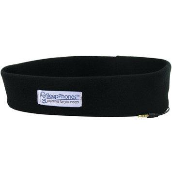 AcousticSheep SleepPhones Headband Headphones - One Size (Black)
