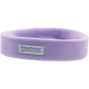 Sleep Phones SleepPhones Wireless Headphones - Lavender, Extra Large