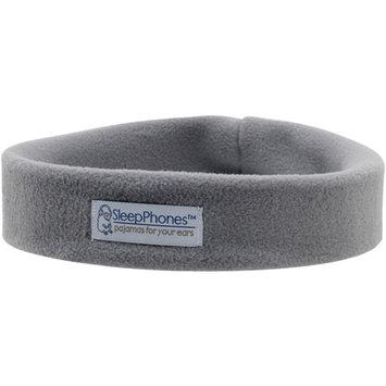 AcousticSheep SleepPhones Wireless Headband Headphones with Bluetooth - One Size (Gray)