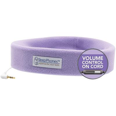 Sleepphones - Headband Headphones (extra Large) - Quiet Lavender