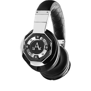 A-Audio A01 Chrome Over ear Headphones