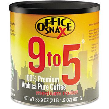 Office Snax Coffee 100% Pure Arabica, Original Blend
