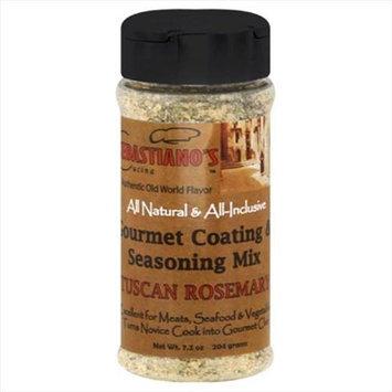 Sebastiano's Sebastianos Gourmet Coating & Seasoning Mix Tuscan Rosemary 7 Oz Pack Of 6