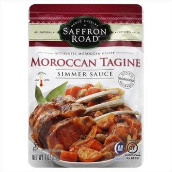Saffron Road Moroccan Tagine Simmer Sauce (8x7 Oz)