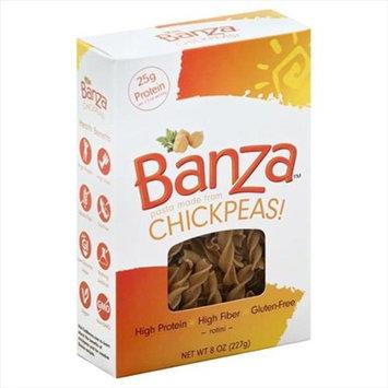 Banza 8 oz. Pasta Chickpea Rotini Case Of 6
