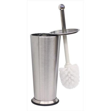 Home Basics TB10351 Toilet Brush Tapered Stainless Steel