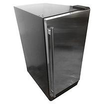 Bluestone Appliance 14.6 in. 50 lb. Undercounter Icemaker in Stainless Steel BCIM44