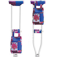 JUVO Crutch Purse Quilted