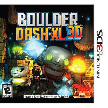 Giant Media Group Boulder Dash-XL (Nintendo 3DS)