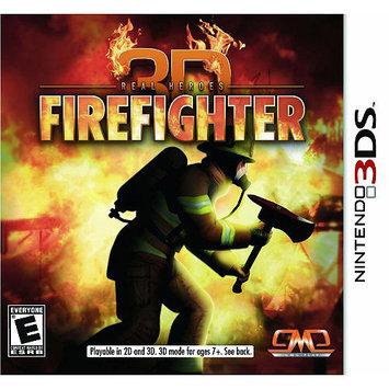 Giant Media Group Firefighter 3D (Nintendo 3DS)
