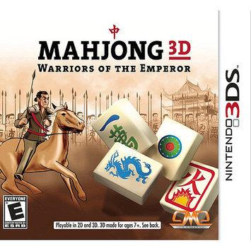 Giant Media Group Mahjong 3D: Warriors of the Emperor (Nintendo 3DS)