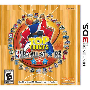 Conspiracy Entertainment Top Trumps Nba All Stars (Nintendo 3DS)