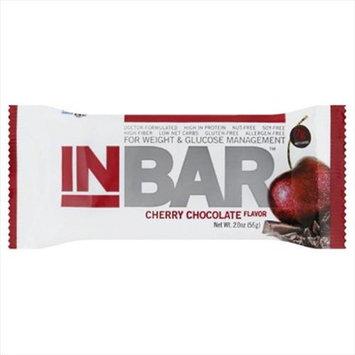Inbalance Bar Chocolate Cherry 56 Gm Pack Of 12