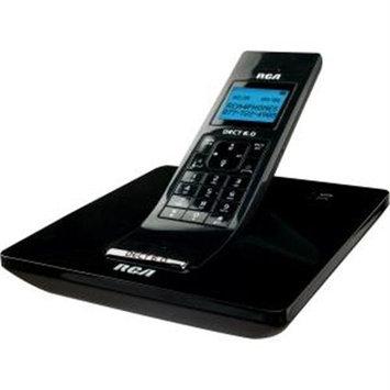 Rca 21311bkga Black Cordless Phone 6.0dect Speakerphone Call