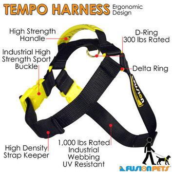 Fusion Pet Tempo Dog Harness