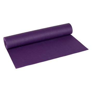 Jade Yoga - Travel Yoga Mat - Purple - 74 in.