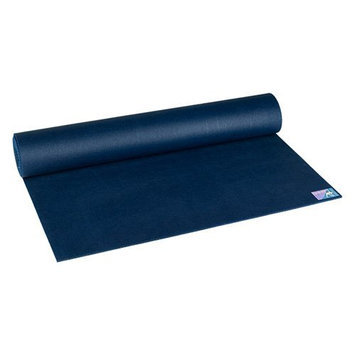 Jade Yoga - Travel Yoga Mat - Navy Blue - 74 in.