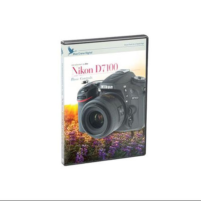 Blue Crane Digital Introduction to The Nikon D7100: Basic Controls