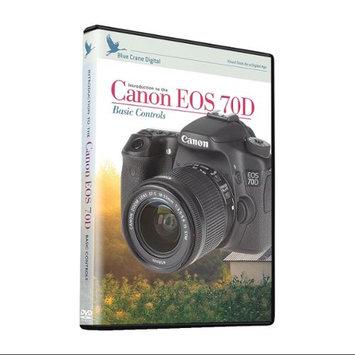 Blue Crane Digital Canon 70D: Basic Controls DVD DSLR Camera Video Guide