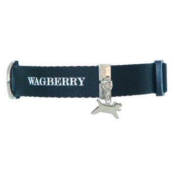 Wagberry Heritage Adjustable Collar Size: Small