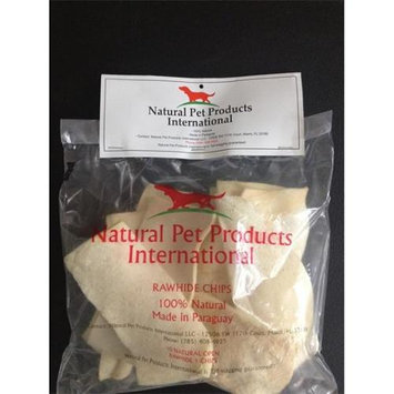 tural Pet Pharmaceuticals Natural Pet Products RC10 Rawhide Chips Dog Treat