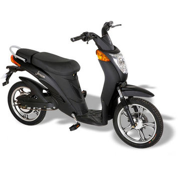 Jetson Bike Electric Bike Color: Midnight Blue