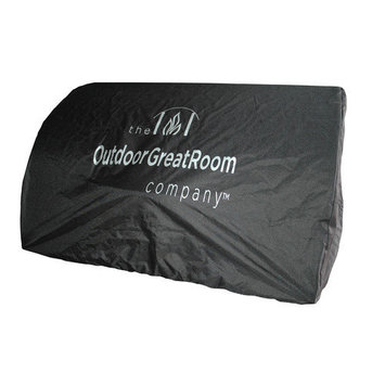 Outdoor Greatroom Company 27-Inch Premium Vinyl Cover Black 24