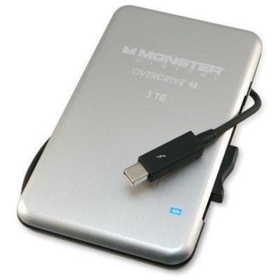 Monster Digital 1TB OverDrive Thunderbolt SSD Drive