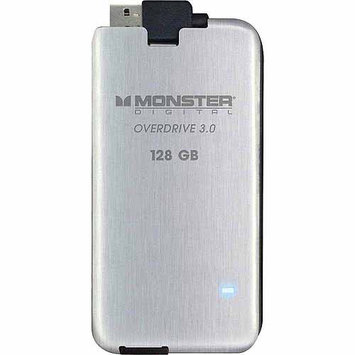 Monster Digital SSDOU-0128-A 128GB Overdrive 3 Solid State Drive