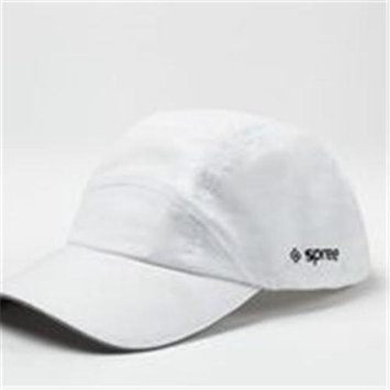 Spree SmartCap with Heart Rate Monitor White