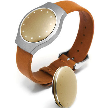 Misfit - Leather Band For Misfit Shine Devices - Tan
