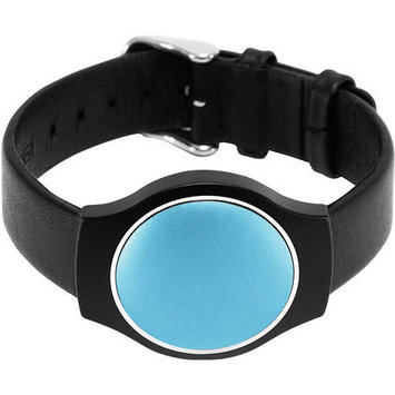 Misfit - Leather Band For Misfit Shine Devices - Black