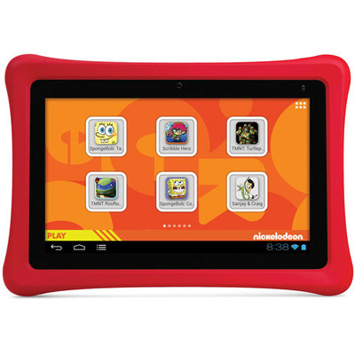 Fuhu Nabi Tablet PC 2 Nickelodeon