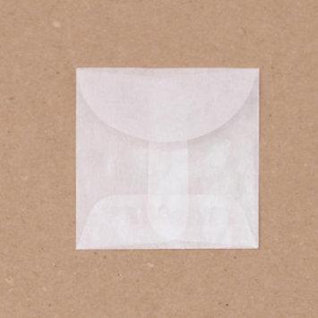 A & Co. Glassine Envelopes 2 X2 12/Pkg