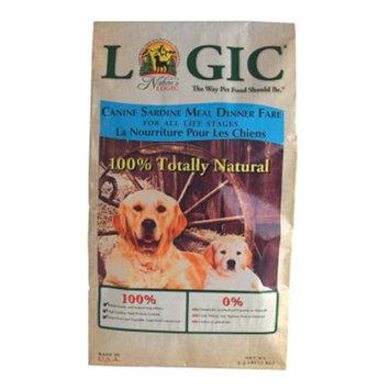 Nature's Logic/ Nl Enterprises Natures Logic- Nl Enterprises NR00181 Dry Dog Sardine 4.4 Pound Bag