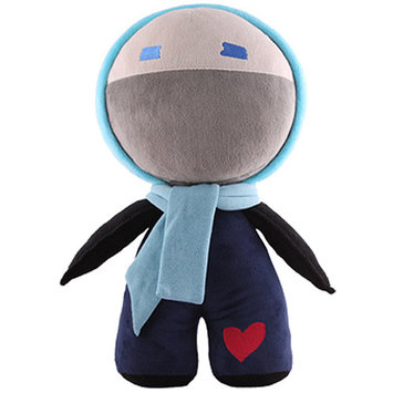 Pocket Products PocketPeople Huggable Atticus Doll