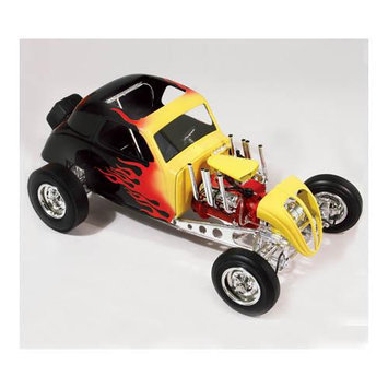 Lindberg 1:12 scale Fiat Dragster Model Kit