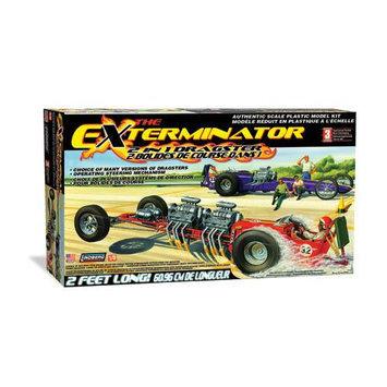 Lindberg Exterminator Dragster Model Kit
