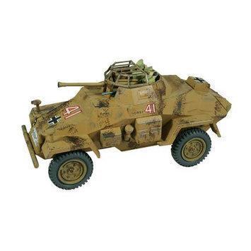 Lindberg 1:35 scale German Armored Car SD. KFZ 222