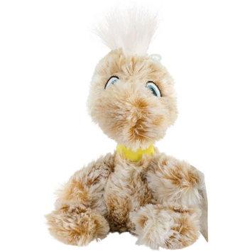 Innovation Pet Floogles Dodo Bird Pet Toy W/Squirrel Call Sound-Beige