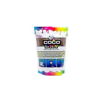 Paint Thinner, Solvents & Cleaners: Coco Dry Painting Supplies 1-gal. Organic Paint Hardener Bag CCD-1 gal-BAG-C