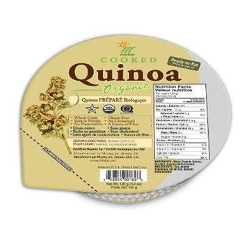 GoGo Rice Organic Quinoa, 4.2 oz Containers, 12 pk