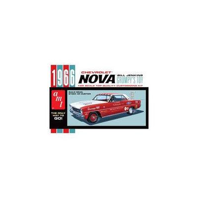 Amt / Ertl 1/25 '66 Cheva Nova, Bill Jenkins AMT772 AMT/ERTL