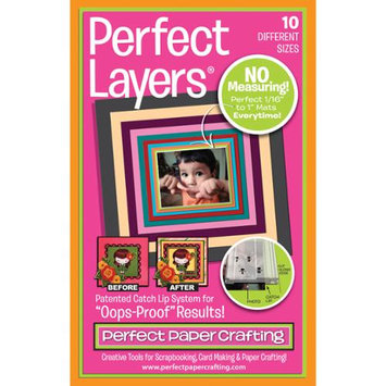 Perfect Paper Crafting NOTM049720 - Perfect Layers 3/Pkg