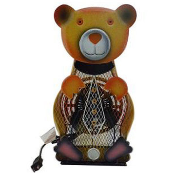 WBM HBL9031 Himalayan Breeze Decorative Fan Bear Large