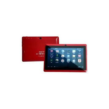 Zeepad 7DRK 4GB Tablet - 7in. - Wireless LAN - Rockchip Cortex A9 RK3026 Dual-core (2 Core) 1.50 GHz - Red
