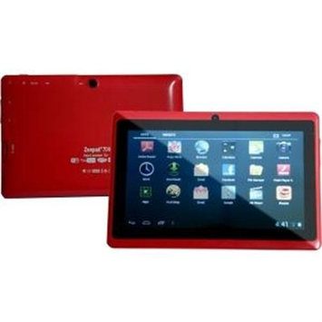WorryFreeGadgets WFG-7DRKBT-PURPLE 7inch Android 4.4 Bt 4GB Syst Dual Core Dual Camera Wl