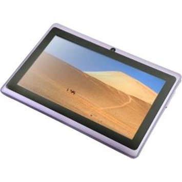 WorryFreeGadgets WFG-7DRKBT-BLUE 7inch Android 4.4 Bt 4GB Syst Dual Core Dual Camera Wl