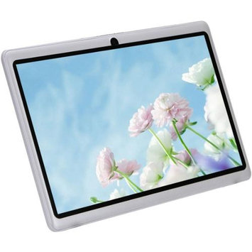 Worryfreegadgets Zeepad 7drk 4GB Tablet - 7 - Wireless Lan - Allwinner Cortex A7 A23 1.60 Ghz - White - 512MB RAM - Android 4.4 Kitkat - Slate - 800 X 480 Multi-touch Screen Display - Bluetooth (7a23-4-4-white)