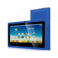 Worryfreegadgets Zeepad 7drk-q 4GB Tablet - 7 - Wireless Lan - Allwinner Cortex A7 A33 1.80 Ghz - Blue - 512MB RAM - Android 4.4 Kitkat - Slate - 800 X 480 Multi-touch Screen Display - Bluetooth (7drk-q-blue)